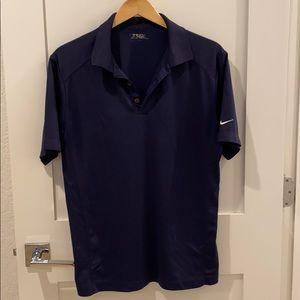 Men's Nike golf performance shirt